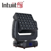 China 6×6 RGBW 4 In 1 LED Pixel Control Stage Moving Head Light on sale