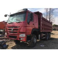 Buy cheap Sinotruck Howo 6x4 Heavy Duty Dump Truck Second Hand 20-30 Tons Loading product