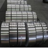 Buy cheap Aluminium Strip Material For Vial Seals, Pharmaceutical Caps, Medicine Bottle Caps product