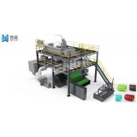 China Spunbond  Non Woven Fabric Making Machine / Shoes Bags PP Bag Making Machine on sale