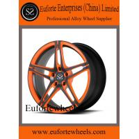 Buy cheap High Precision 1 Piece Forged Wheels , 20 Inch BMW Wheels product