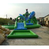 Buy cheap Outdoor Duck Shape Giant Inflatable Water Slide For Kids And Adults from Wholesalers