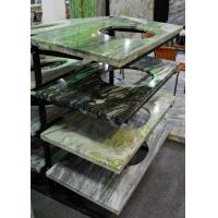 Buy cheap Multi Color Marble Stone Countertops , Marble Kitchen Worktops Polished / Honed Finishing product