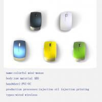 Quality Computer Peripherals----Plastic Case for Colorful Mini-Mouse for sale