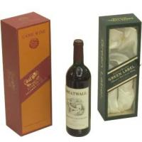 Buy cheap Whisky wooden wine box product