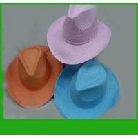Buy cheap Women Straw Hats,Lady Hats from wholesalers
