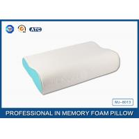 Buy cheap Ergonomic Design Sleep Innovations Contour Memory Foam Pillow with Deluxe Pillowcase product