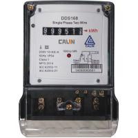 Buy cheap Compact Mini Single Phase Electric Meter Extended Terminal Cover Killowatt Meter product