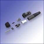 Buy cheap MTRJ Fiber Optical Connector - 2.0MM-Multimode product