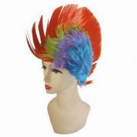 Buy cheap Party Wig, Customized Colors are Accepted product