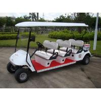 Buy cheap 4 seat Gasoline powered  golf cart made in china product