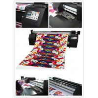 Buy cheap 2.2m Width Epson Head Continuous Printing Machine For Act Fast Show Making product