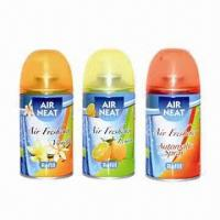 Buy cheap 300mL Air Fresheners, Available in Different Fragrances, Suitable for Home/Hotel from wholesalers