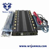Buy cheap UMTS 3G/GSM800/900MHz  Mobile phone signal Jammer Jamming range up to 20m product