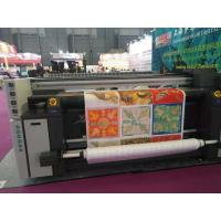 Buy cheap Sublimation Printer with three 4720 printheads Digital Polyester Textile Printing Machine product