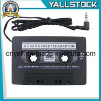 Car Cassette Tape Adapter for iPod MP3 iPhone -I2258