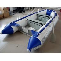 Buy cheap 12 Feet Fishing Inflatable Yacht Tenders Aluminum Floor Inflatable Boat 5 Person product