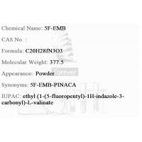Buy cheap 5FEMB , 5F EMB PINACA ,  Research Chemical , online store, C20H28FN3O3 product