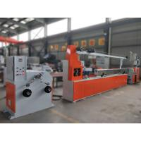 Buy cheap +/- 0.03mm 3D Printer Filament Extrusion Line Single Screw Extrusion Machine product