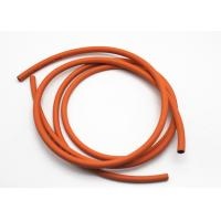 Buy cheap 6MM and 8MM W.P 300PSI Orange Color Oil Resistant Rubber Hoses for Gas from Wholesalers