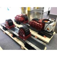 Buy cheap 45000lbs Capacity Pipe Welding Rotator , Digital Turning Speed Display Heavy Duty Pipe Stands product