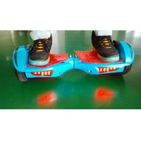Buy cheap Bluetooth Two Wheel Electric Skateboard Stand Up Motorized Scooter product