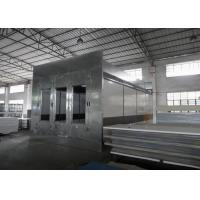 Buy cheap Automotive Paint Spray Booth Heat Recovery System Air Flow Controlled product