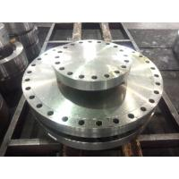 Buy cheap P285NH P285QH  Hot Rolled Forged Carbon Steel Flange Finish Machine PED Certificate product