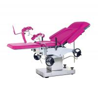 Buy cheap Manul Hydraulic Obstetric Delivery Table Labour With 304 SS Base product