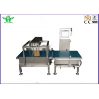Buy cheap Food and Drug Weighing Machines Weight Checking Machine Automatic Weight Checker product