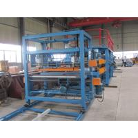 Buy cheap 1250mm Width EPS Sandwich Panel Production Line 28Kw , Sandwich Panel Forming Machine product
