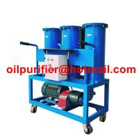 Buy cheap Small Used Cooking Oil Filter machine,Hydraulic oil filtering unit, Portable lubricating oil Filtrate Machine,impurity product