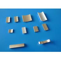 China RoHS Strong NdFeB Segment Magnets Block Magnets Custom Made on sale