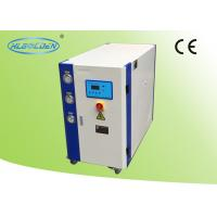 Buy cheap Scroll Compressor Air Cooled Water Chiller CE Certificate Industrial Water Chiller product