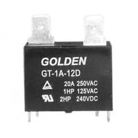 Buy cheap GT JQX-102F 12V 25A Subminiature PCB Power Relay Environmental Friendly product