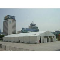 Quality Permanent White Outdoor Event Tent UV Resistance / Fire Retardant 20 x 25m 20 x 35m for sale