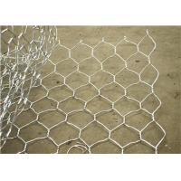Buy cheap Heavy Galvanised Steel Stone Cage Mattress And Gabion Baskets Erosion Protection product