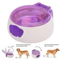 Buy cheap Sensor pet feeder/ auto open and close pet bowl for cats and dogs/ pet food water product