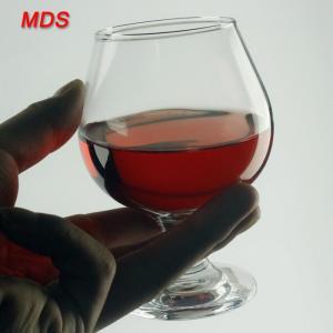 Buy cheap Novelty handblown drinkware mini small brandy glass product