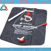Buy cheap Portable Outdoor Camping Shower Bag from wholesalers