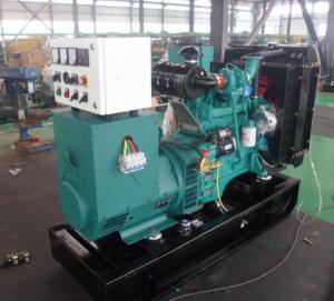 80kw - 550kw Cummins Diesel Generator Stamford Alternator Direct Injection