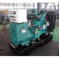Quality 80kw - 550kw Cummins Diesel Generator Stamford Alternator Direct Injection for sale