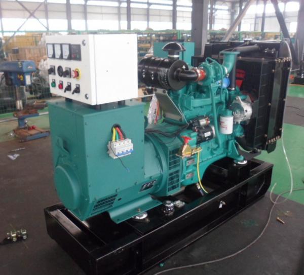 Quality 80kw - 550kw Cummins Diesel Generator Stamford Alternator Direct Injection for sale