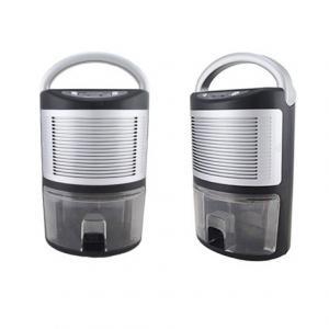 Portable Electric Dehumidifier / Energy Efficient Dehumidifier 1L Water Tank 60W