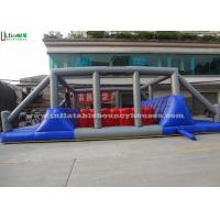 Buy cheap Outdoor Challenging Activities Inflatable Outdoor Games For Commercial Use product