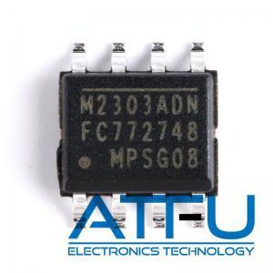 Buy cheap DC-DC Chip Power Management IC 3A 28V 360kHz Regulator MP2303ADN-LF-Z product