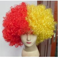 Buy cheap football fans wig, fans wigs, product