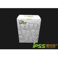Buy cheap Eco-friendly Printed Packaging Boxes , Offset Printing & Wood Paper product