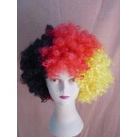 China football fans wig,germany style on sale