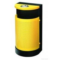 Buy cheap Custom recycle stainless steel Single recycling can Dustbin used in Outdoor,Park,Plaza product